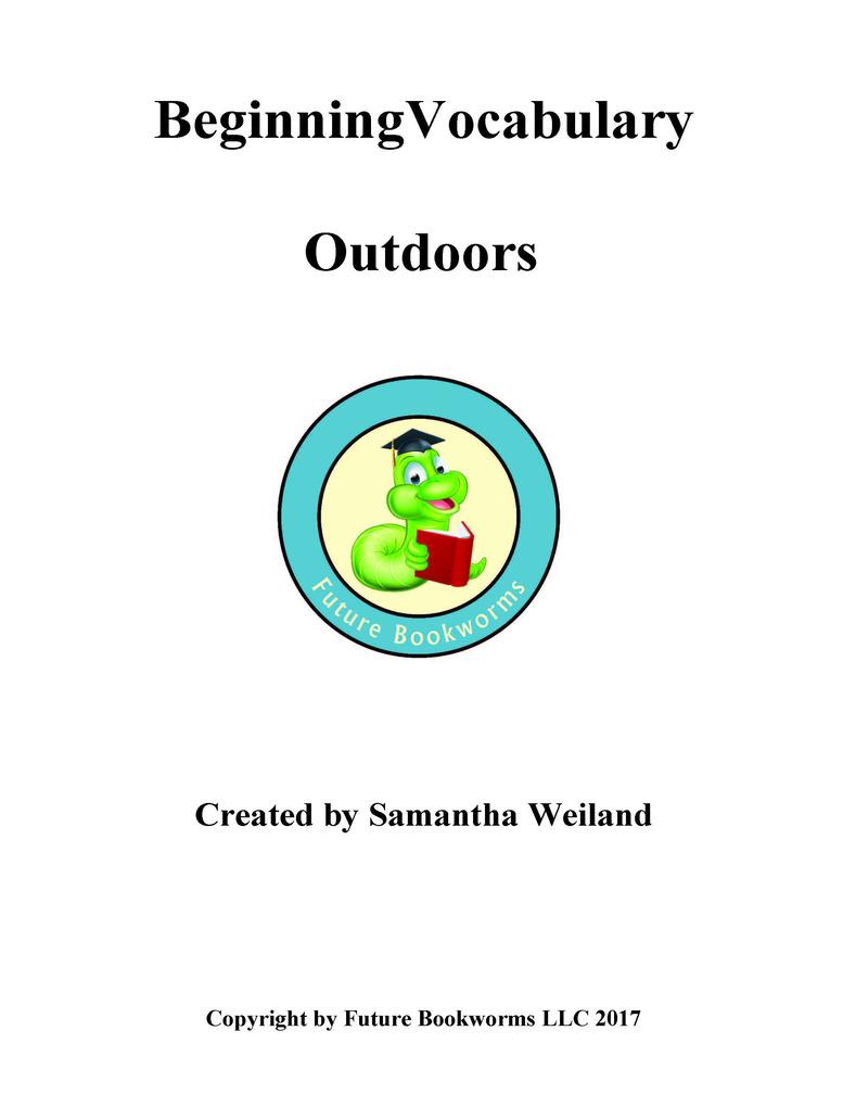 Thing Outside als eBook von Samantha Weiland