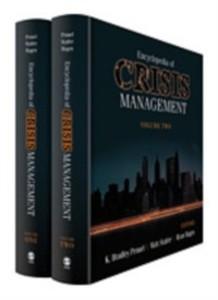Encyclopedia of Crisis Management als eBook von