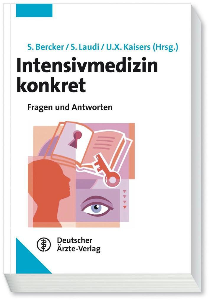 Intensivmedizin konkret als eBook von