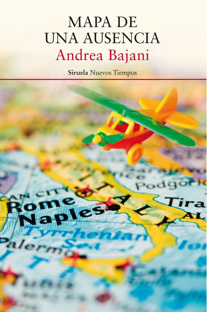 Mapa de una ausencia als eBook von Andrea Bajani
