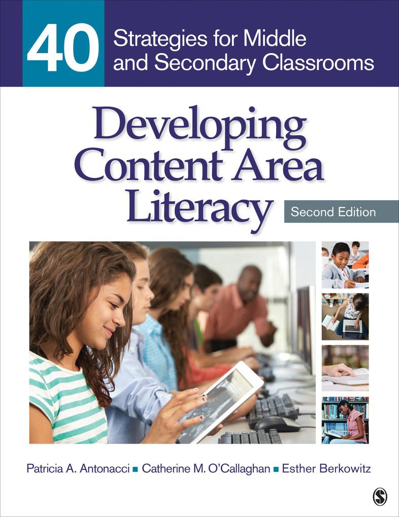 Developing Content Area Literacy als eBook von ...