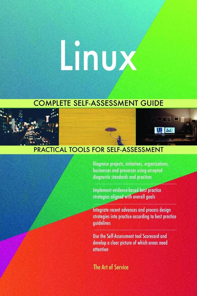 Linux Complete Self-Assessment Guide als eBook ...