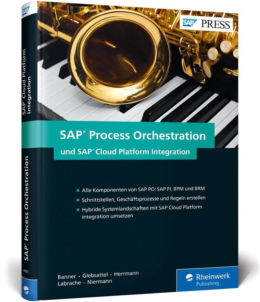 SAP Process Orchestration und SAP Cloud Platfor...