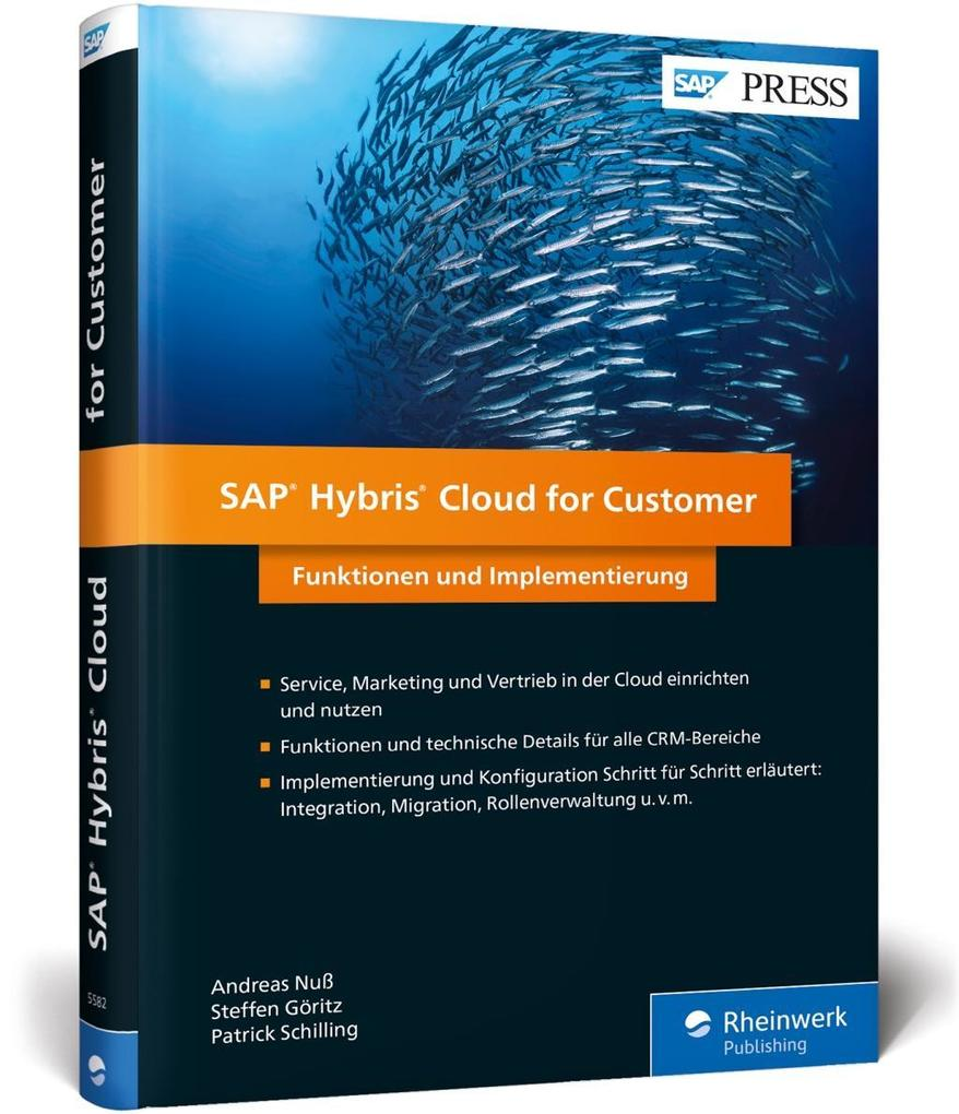 SAP Hybris Cloud for Customer als Buch von Andr...