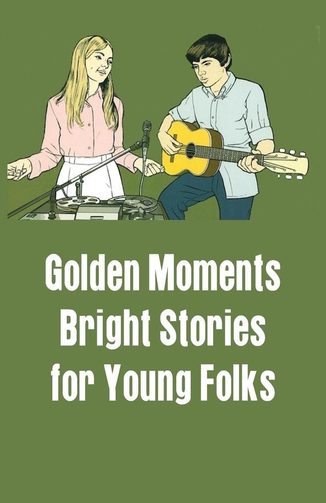Golden Moments als Taschenbuch von Unknown