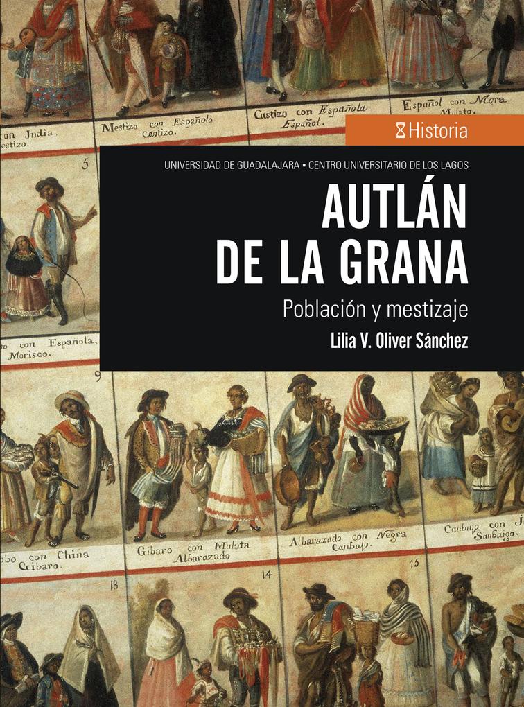 Autlán de la Grana als eBook von Lilia V. Oliver Sánchez