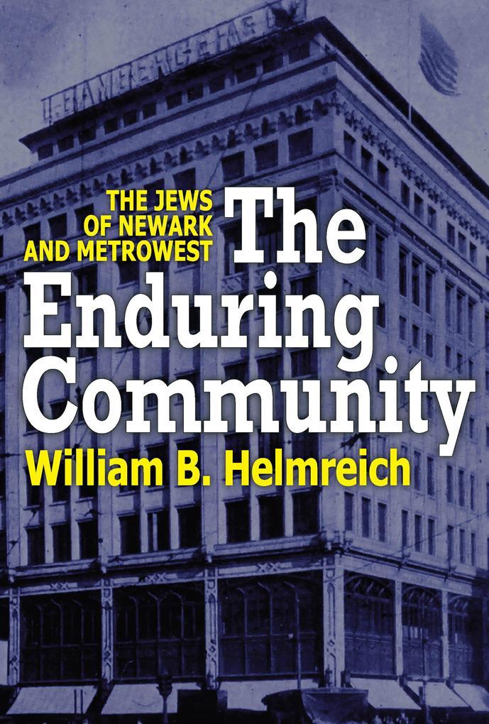 Enduring Community als eBook von