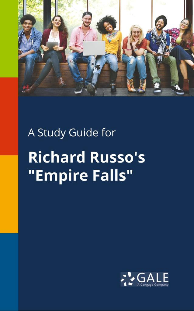 9781375379496 - A Study Guide for Richard Russo´s Empire Falls als Taschenbuch von Cengage Learning Gale - كتاب