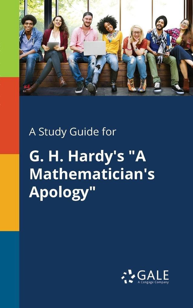 9781375374996 - A Study Guide for G. H. Hardy´s A Mathematician´s Apology als Taschenbuch von Cengage Learning Gale - Book