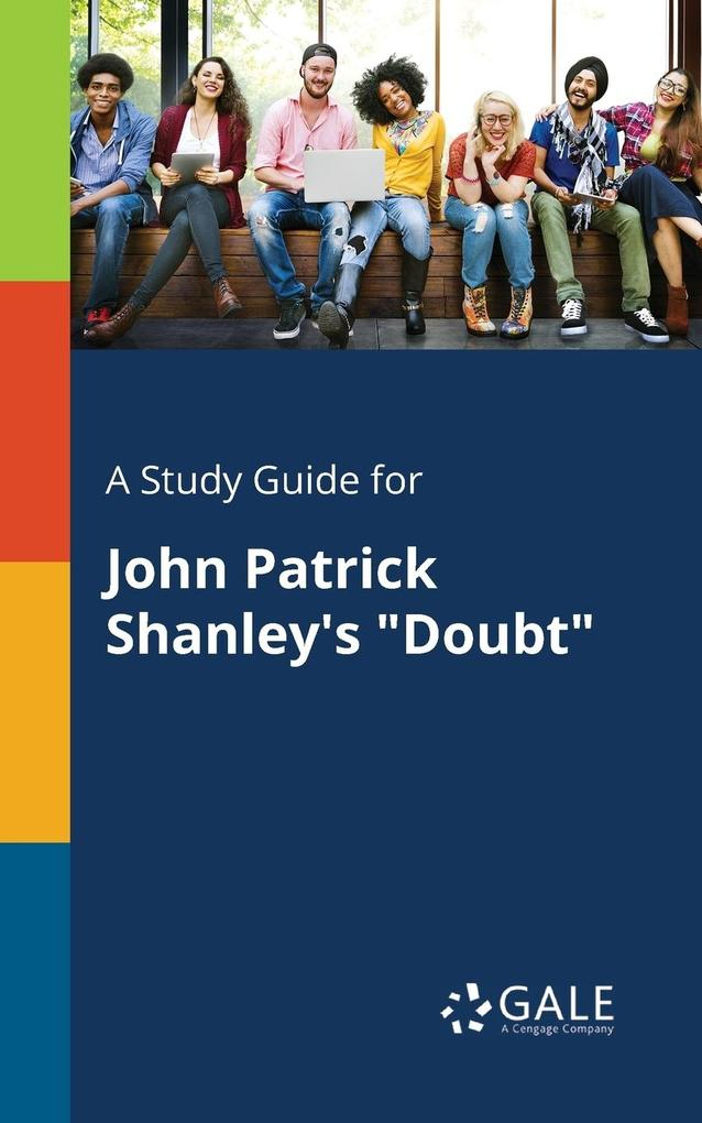 9781375379069 - A Study Guide for John Patrick Shanley´s Doubt als Taschenbuch von Cengage Learning Gale - كتاب
