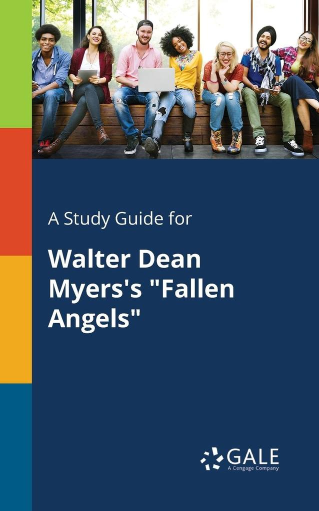 9781375379779 - A Study Guide for Walter Dean Myers´s Fallen Angels als Taschenbuch von Cengage Learning Gale - كتاب