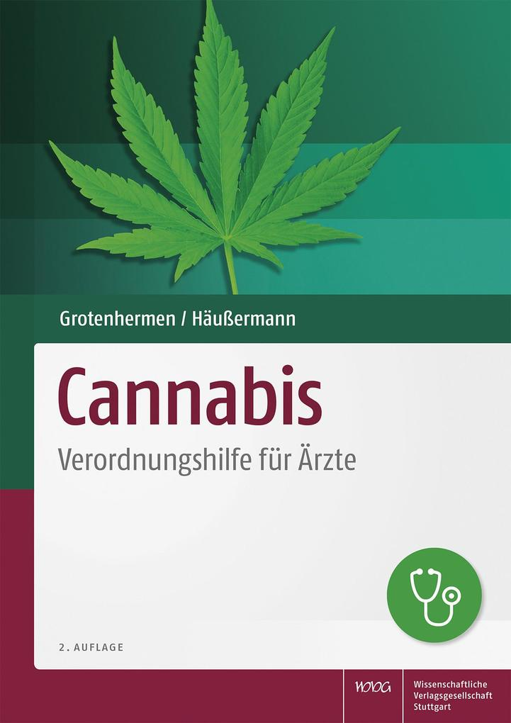 Cannabis als eBook von Franjo Grotenhermen, Kla...