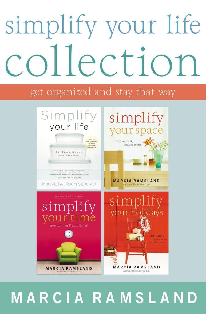 Simplify Your Life Collection als eBook von Mar...
