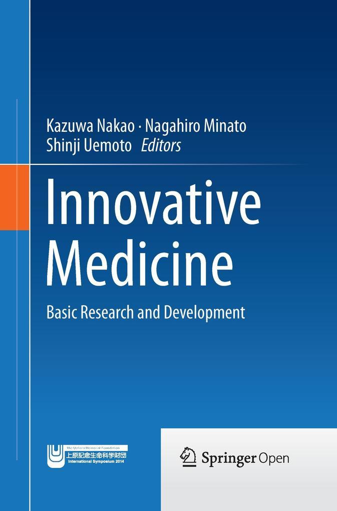 Innovative Medicine als Buch von
