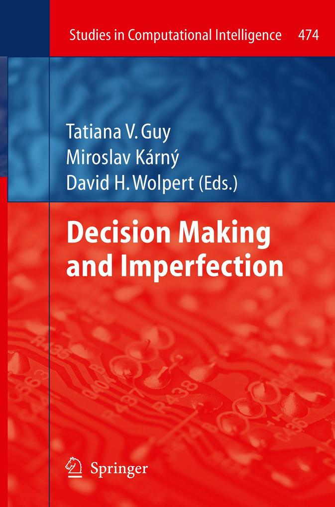 Decision Making and Imperfection als Buch von