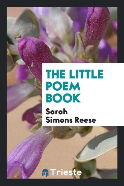 9780649315246 - The Little Poem Book als Taschenbuch von Sarah Simons Reese - کتاب