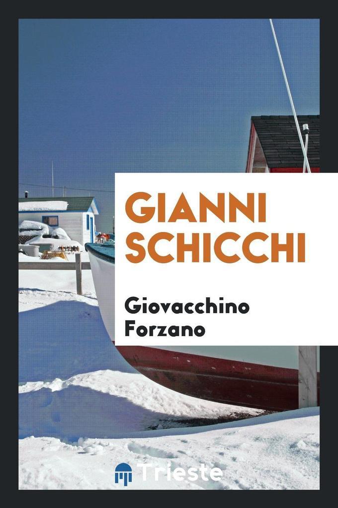 9780649315925 - Gianni Schicchi als Taschenbuch von Giovacchino Forzano - Book