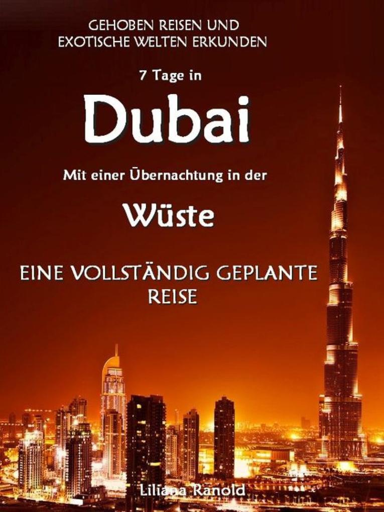 DUBAI: Dubai mit einer Übernachtung in der Wüst...