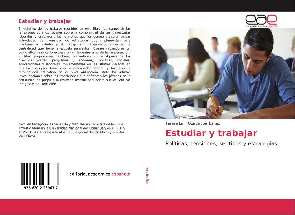 Estudiar y trabajar als Buch von Teresa Iuri, G...