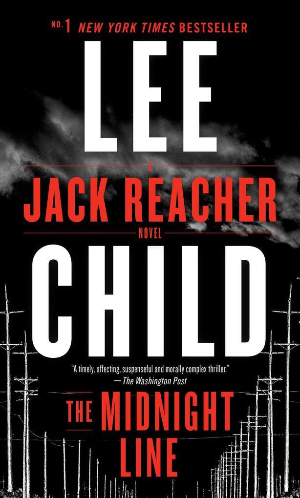 The Midnight Line als Taschenbuch von Lee Child