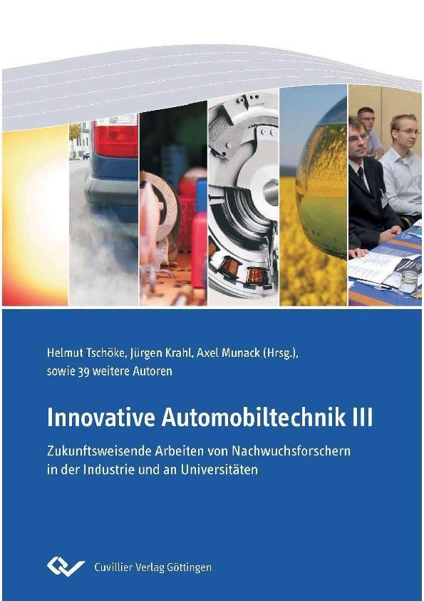 Innovative Automobiltechnik III als eBook von