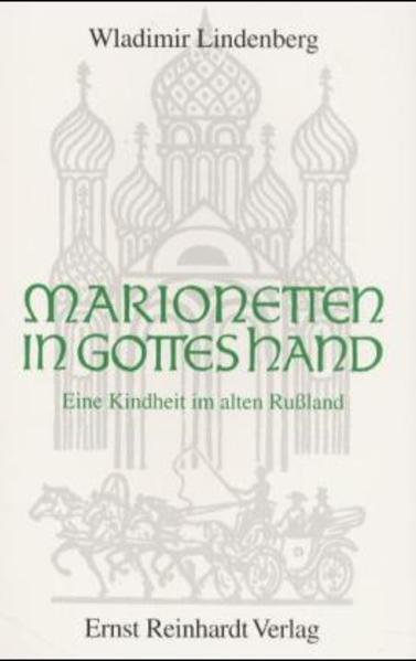 Marionetten in Gottes Hand als Buch von Wladimir Lindenberg