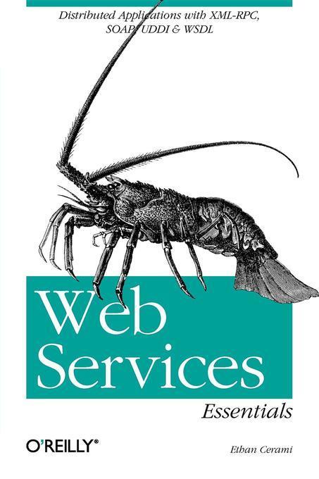 Web Services Essentials als eBook von Ethan Cerami
