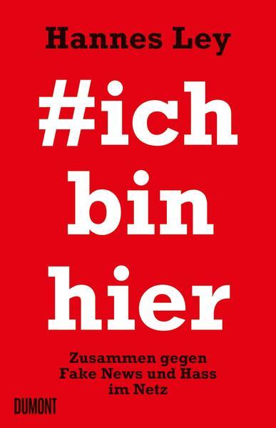 #ichbinhier als Buch von Hannes Ley, Carsten Görig
