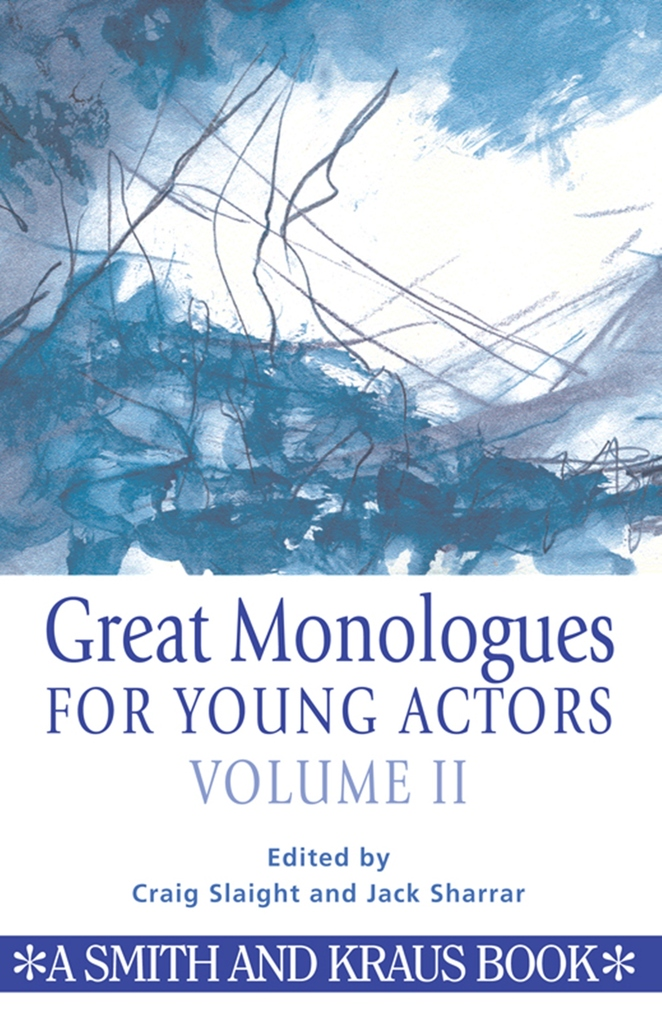Great Monologues for Young Actors Volume II als...