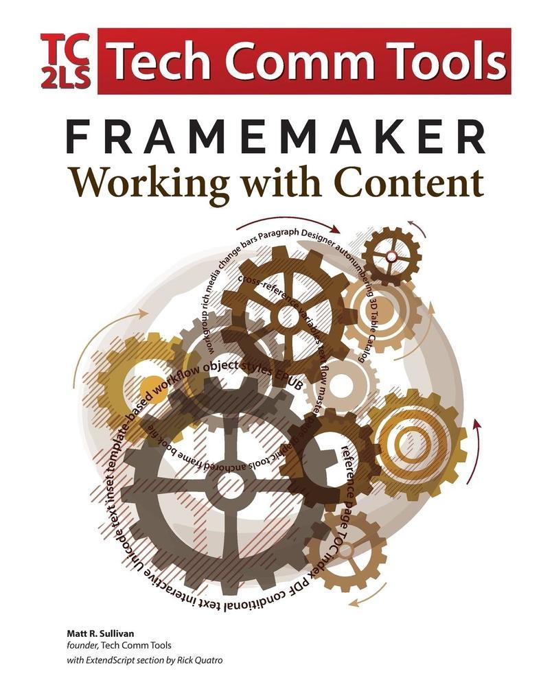 FrameMaker - Working with Content als Taschenbu...