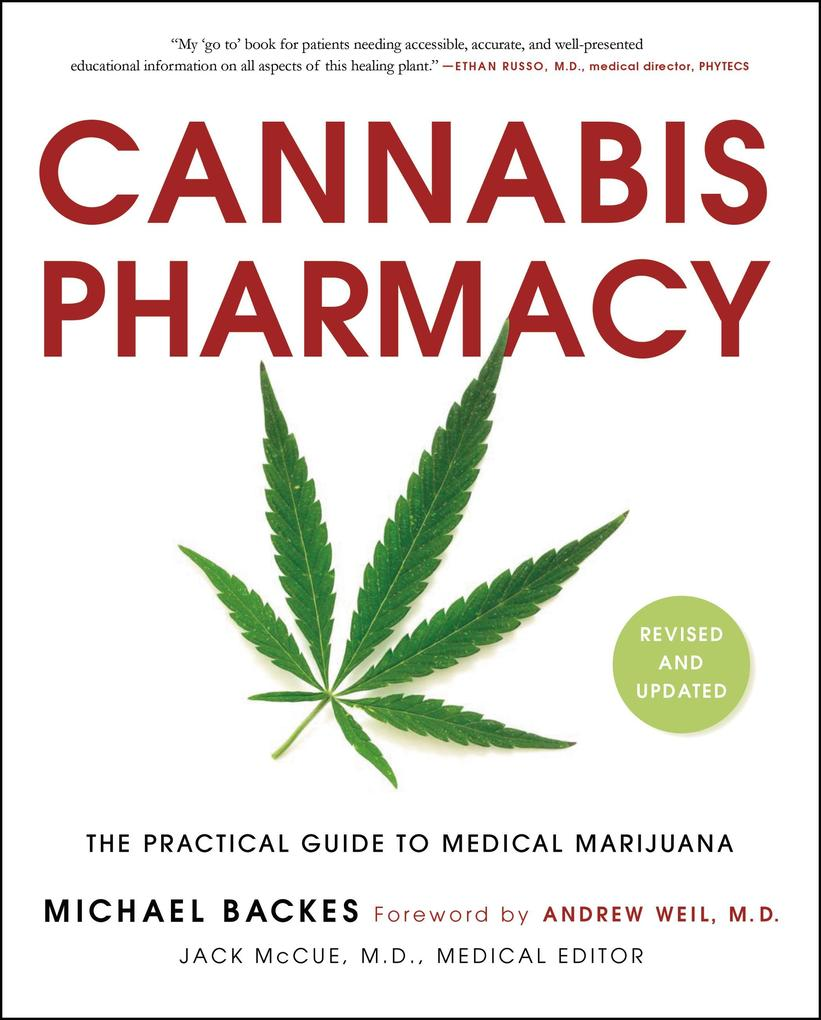 Cannabis Pharmacy als eBook von Michael Backes