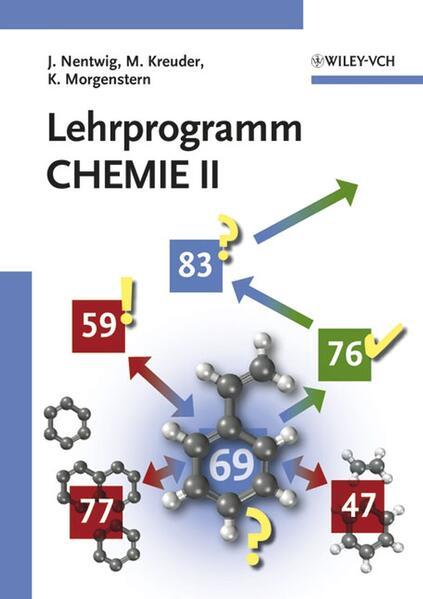 Lehrprogramm Chemie 2 als Buch von Joachim Nentwig, Manfred Kreuder, Karl Morgenstern
