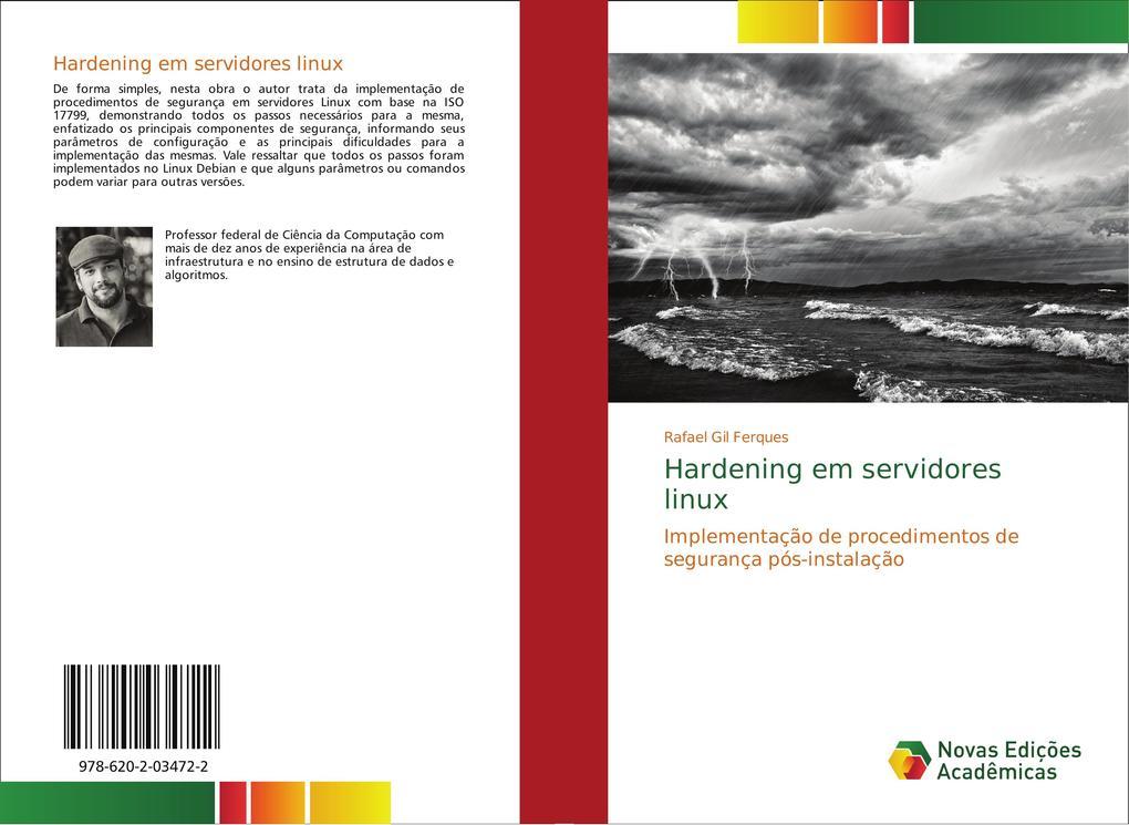 Hardening em servidores linux als Buch von Rafa...