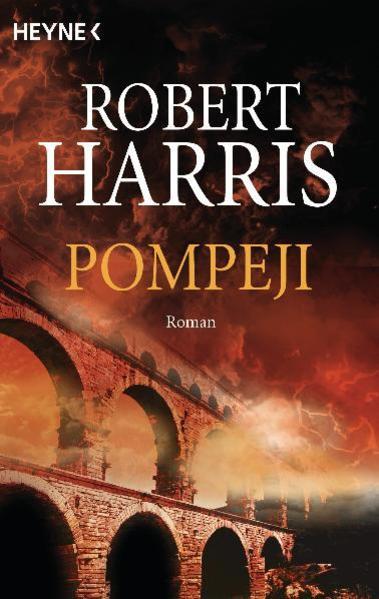 Pompeji als Taschenbuch von Robert Harris