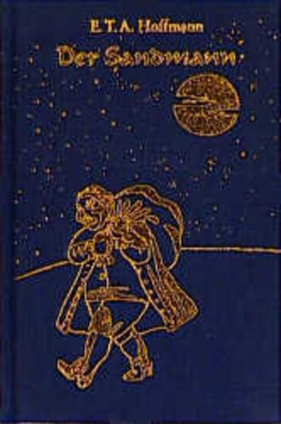 Der Sandmann als Buch von Ernst Theodor Amadeus Hoffmann