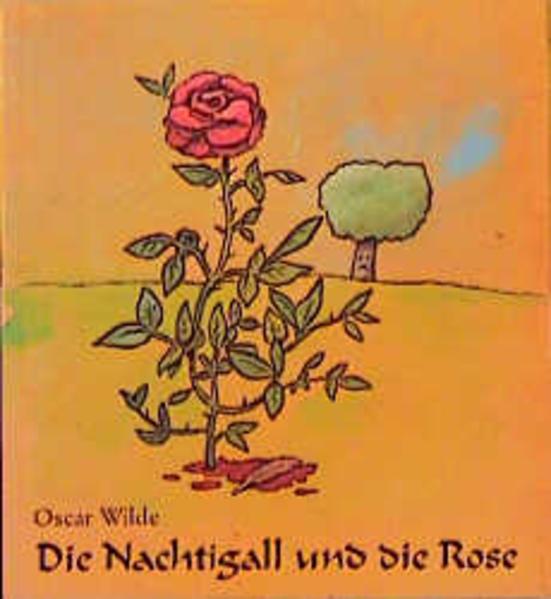 Die Nachtigall und die Rose als Buch von Oscar Wilde