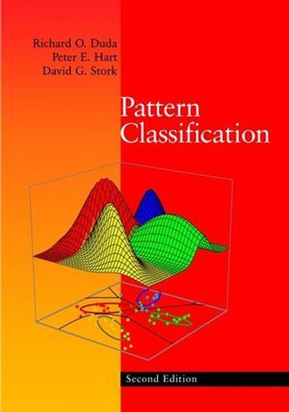 Pattern Classification als Buch von Richard O. Duda, Peter E. Hart, David G. Stork