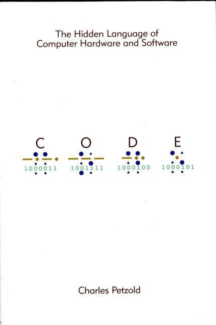 Code als Buch von Charles Petzold