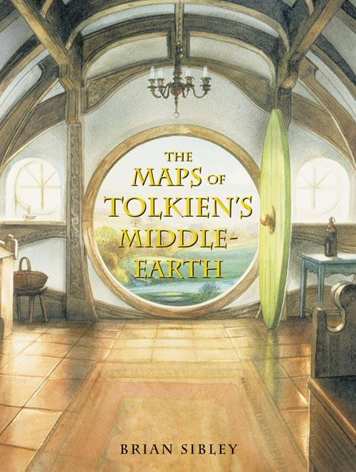 The Maps of Tolkien's Middle-Earth. Box-Set als Buch von John Ronald Reuel Tolkien, Brian Sibley