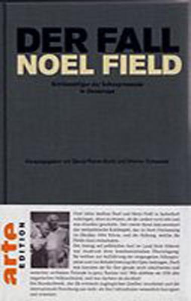 Der Fall Noel Field 2 als Buch von