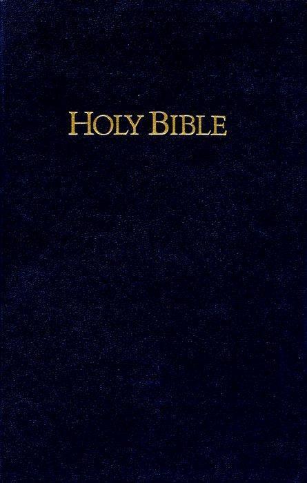 Keystone Bold Text Pew Bible-KJV als Buch von