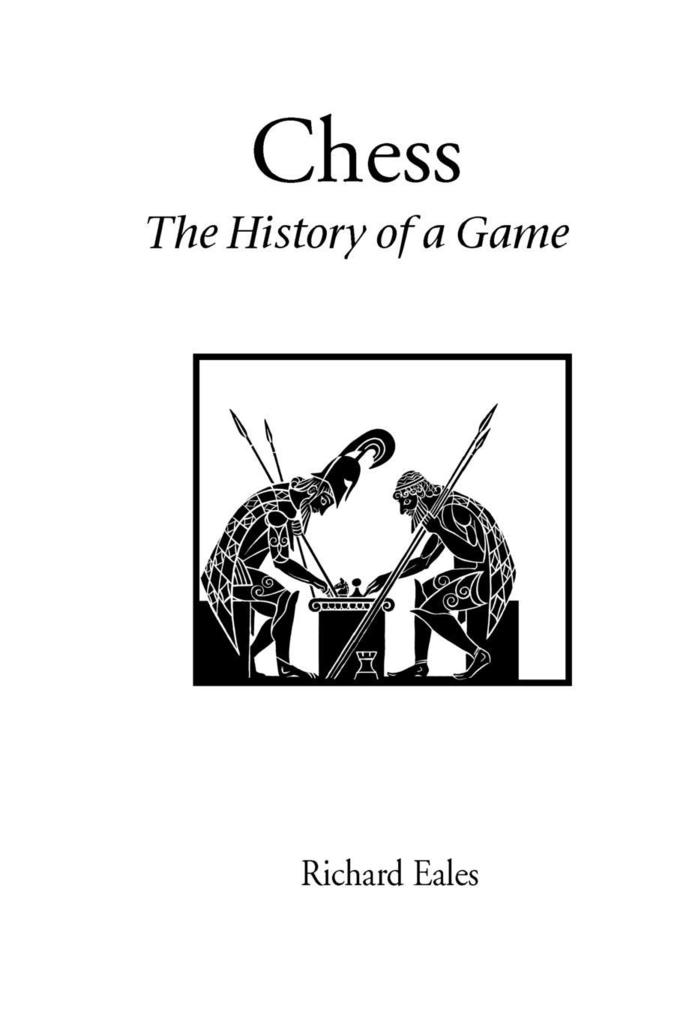 Chess: The History of a Game als Taschenbuch vo...