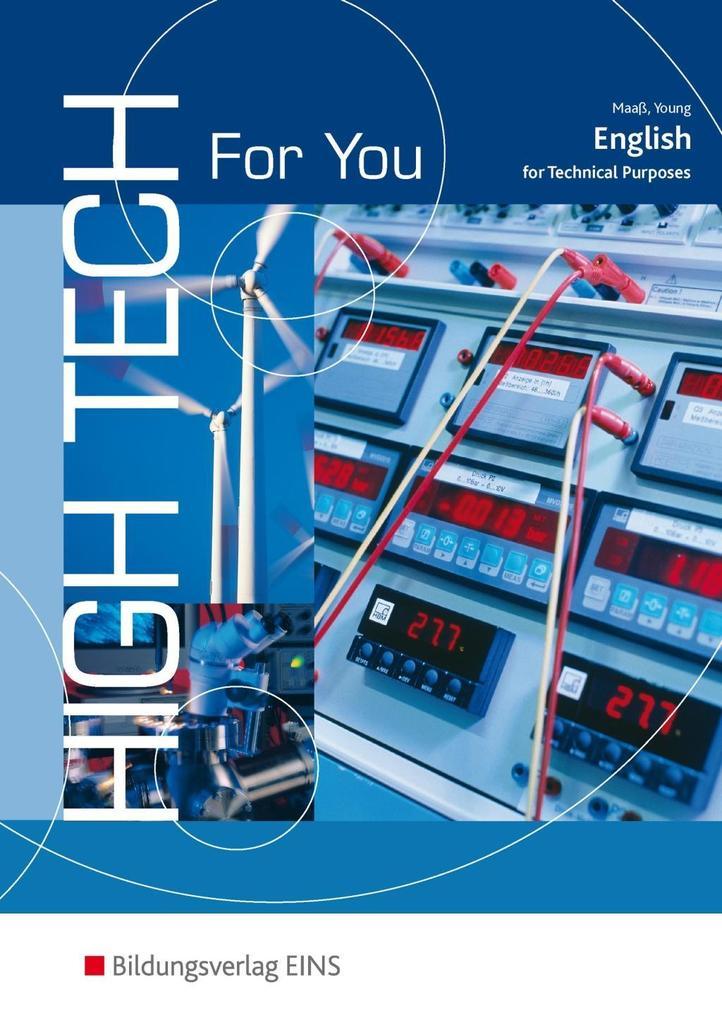 High Tech 4 U. Lehrbuch als Buch von