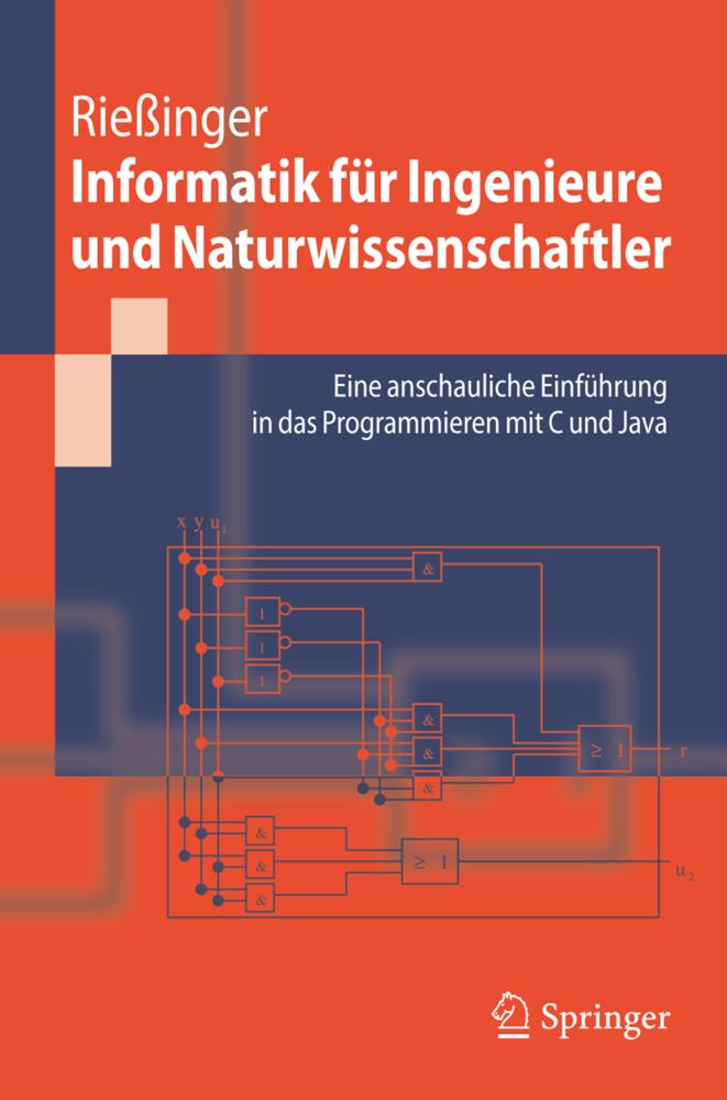 Informatik für Ingenieure und Naturwissenschaft...