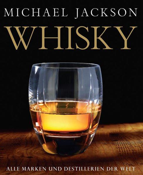 Whisky als Buch von Michael Jackson