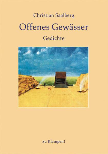 Offenes Gewässer als Buch von Christian Saalberg