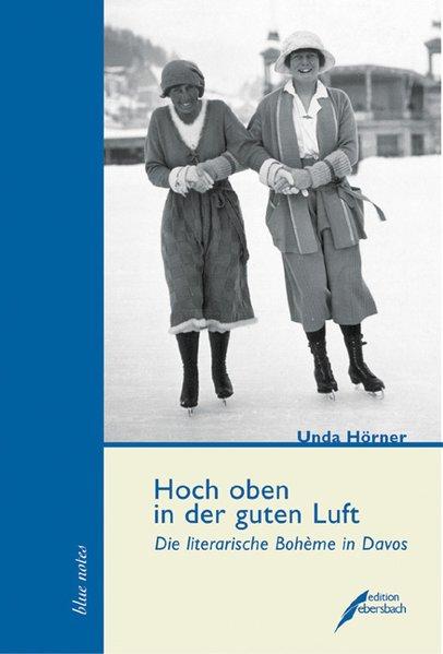 Hoch oben in der guten Luft als Buch von Unda Hörner
