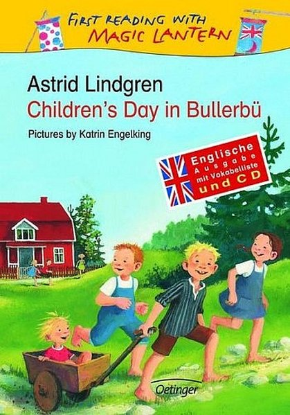 Children's Day in Bullerbü als Buch von Astrid Lindgren