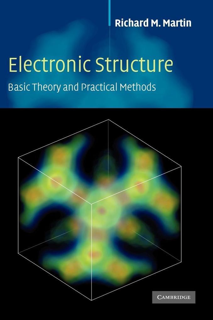 Electronic Structure als Buch von Richard M. Martin