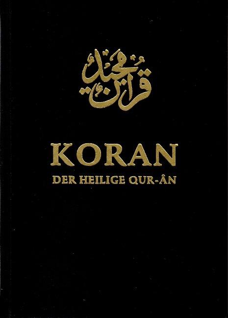 Der Heilige Koran (Quran) als Buch von